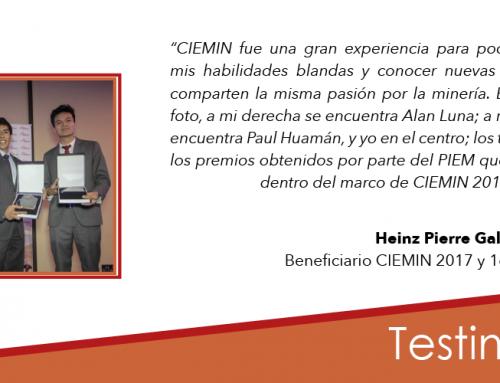 PIEM-Premio Internacional de Estudiantes de Minería