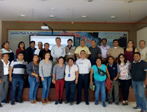 Gobernanza para el Manejo Integrado de las Zonas Marino Costeras en Sechura