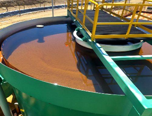 Sistema de Tratamiento de Agua Industrial en la Ex – mina Regina