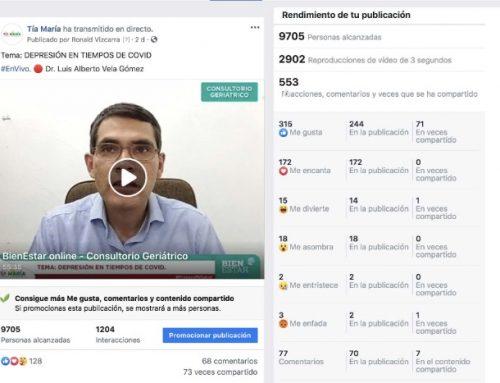 Consultorios Bienestar Online